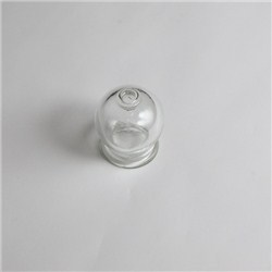 Small Glass Cupping Jar