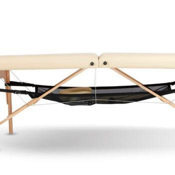 portable massage table shelf