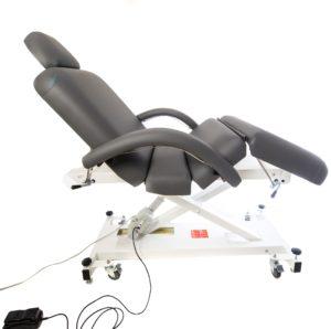 multi adjustable electric massage table