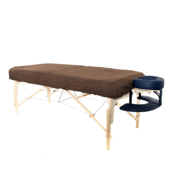 fitted cotton massage table sheet