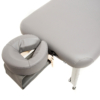head support and cushion with arm support luxe lightweight massage table