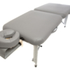 light luxe aluminum adjustable massage table