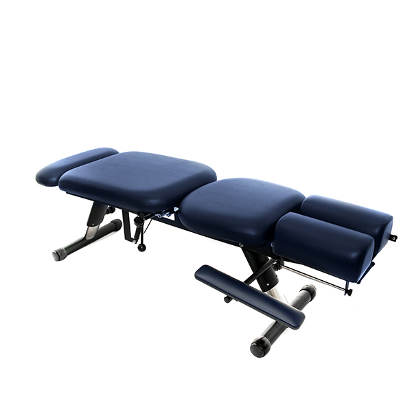 Chiropractic Table with Pelvic lift