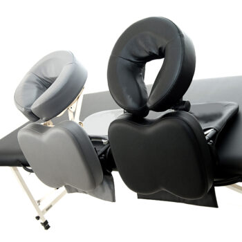 Desk converter to massage chair device