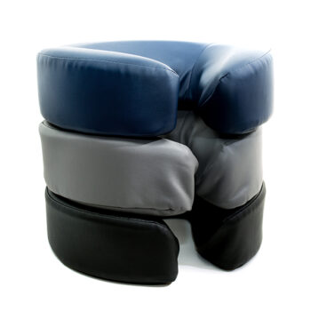 massage face rest cushions with memory foam