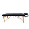 side view of mini dreaming portable massage table
