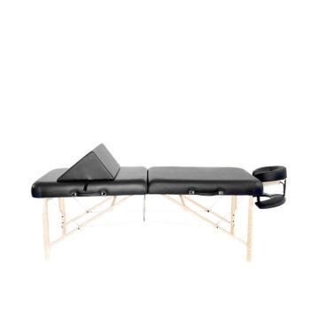 Leg Knee Bolster for back support while lying on the back
