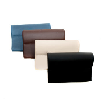 cervical vinyl covered cushion washable